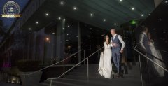 Wedding at the G hotel in Galway Bride & Groom real wedding day