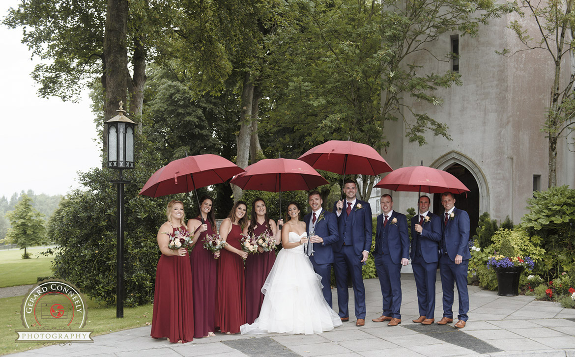 Gerard Conneely is a wedding photographer in Galway