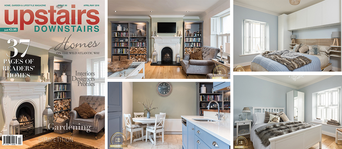 Upstairs Downstairs Interiors Photography