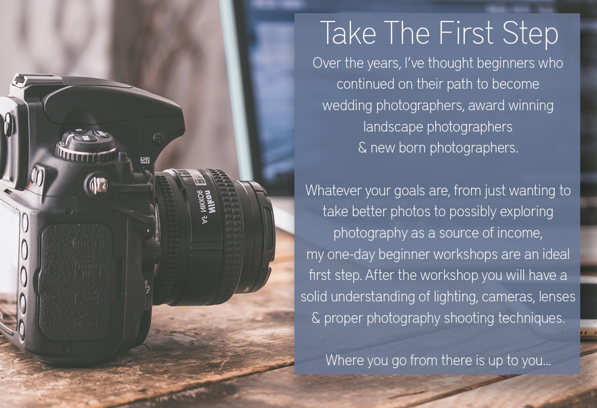 Choosing a career in photography starting with a beginners course in Ireland