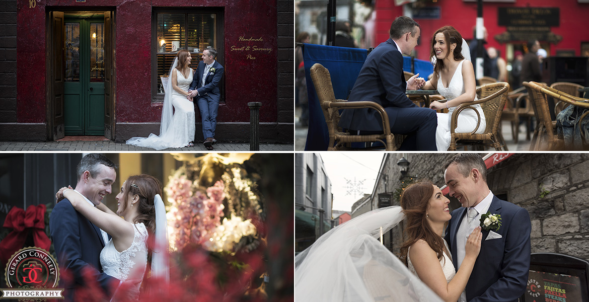 quay street wedding galway gerard conneely photography